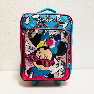 Disney Minnie Mouse Rolling Suitcase